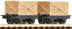 Roco 34603 Crate Truck (2-wagons)